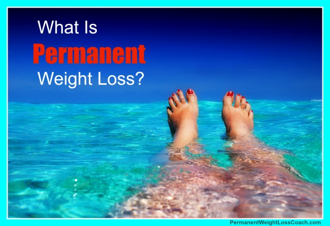 What Is Permanent Weight Loss?
